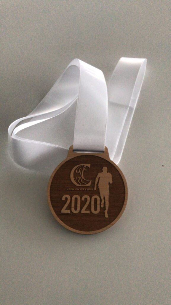 Clane GAA VIRTUAL Run 2020 - Pop Up Races